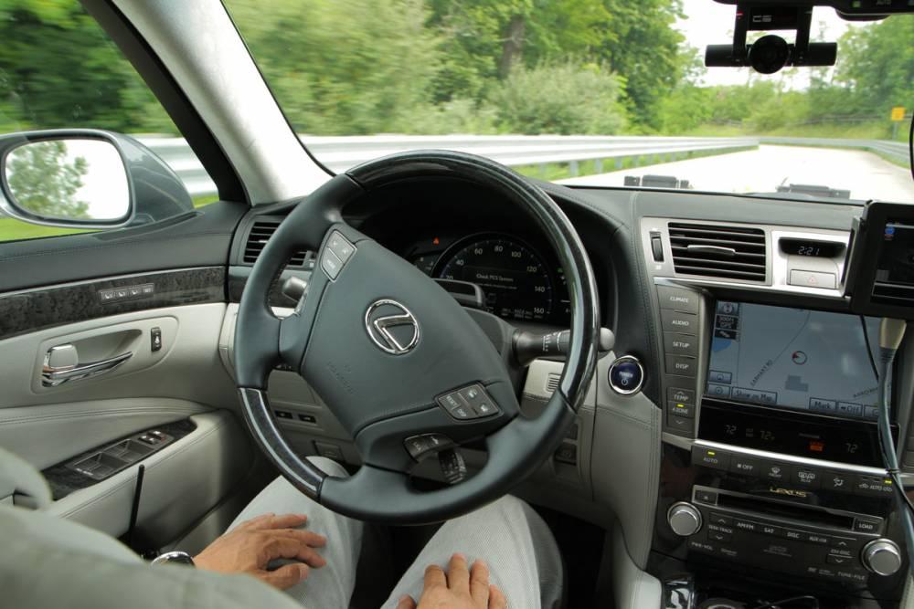 Sur le plan technique, la conduite automatisée est déjà mature comme Google l'a démontré.