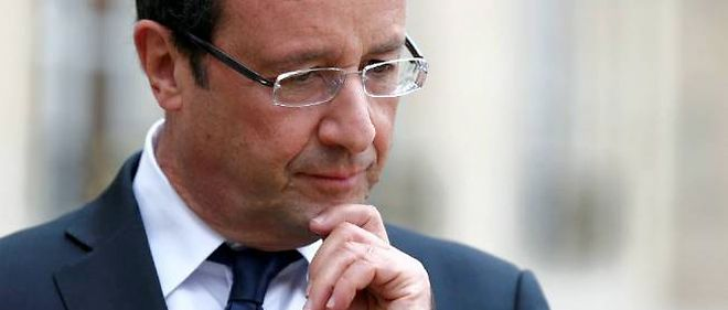 "Francois Hollande tente de ""moraliser la vie politique"" apres l'eclatement de plusieurs affaires (photo d'illustration)."