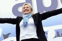 Marine Le Pen. ©ERIC FEFERBERG / AFP