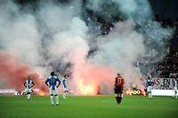La rencontre entre Rennes et Grenoble en septembre 2009 (photo d'illustration). ©Jean-Pierre Clatot
