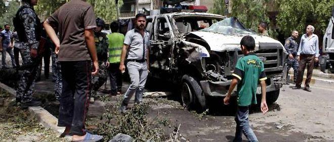 Les attentats ont fait plus de 5 000 victimes depuis le début de l'année 2013 en Irak (photo d'illustration).