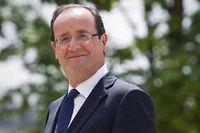 François Hollande, président de la Répubique ©Joël Saget