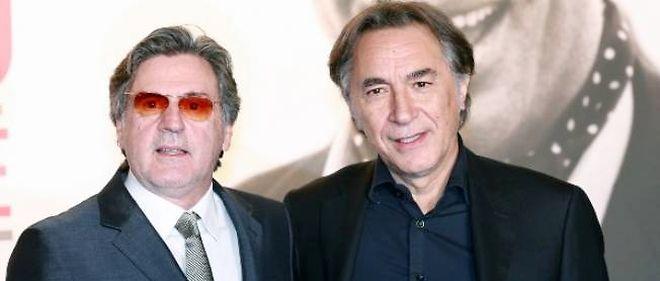 Daniel Auteuil et Richard Berry