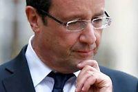 François Hollande. ©Kenzo Tribouillard / AFP