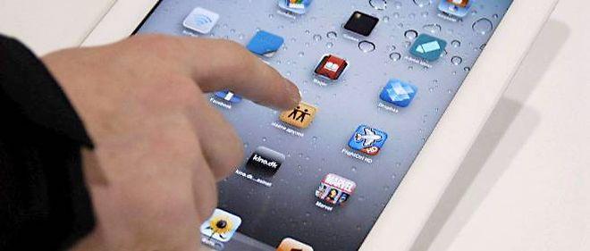 Les tablettes gagnent des parts de marché sur les ordinateurs.