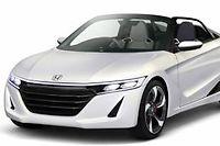 La Honda S660 Concept qui sera présentée au salon de Tokyo 2013 préfigure un petit roadster propulsion abordable.