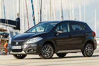 Agrandi de 15 cm, le SX4 est devenu une tout autre SUV, plus familial et rival direct du Nissan Qashqai