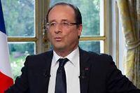 François Hollande, président de la République. ©Prm / Sipa