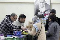 Le taux de pauvreté ne cesse d'augmenter en France? ©Baziz Chibane