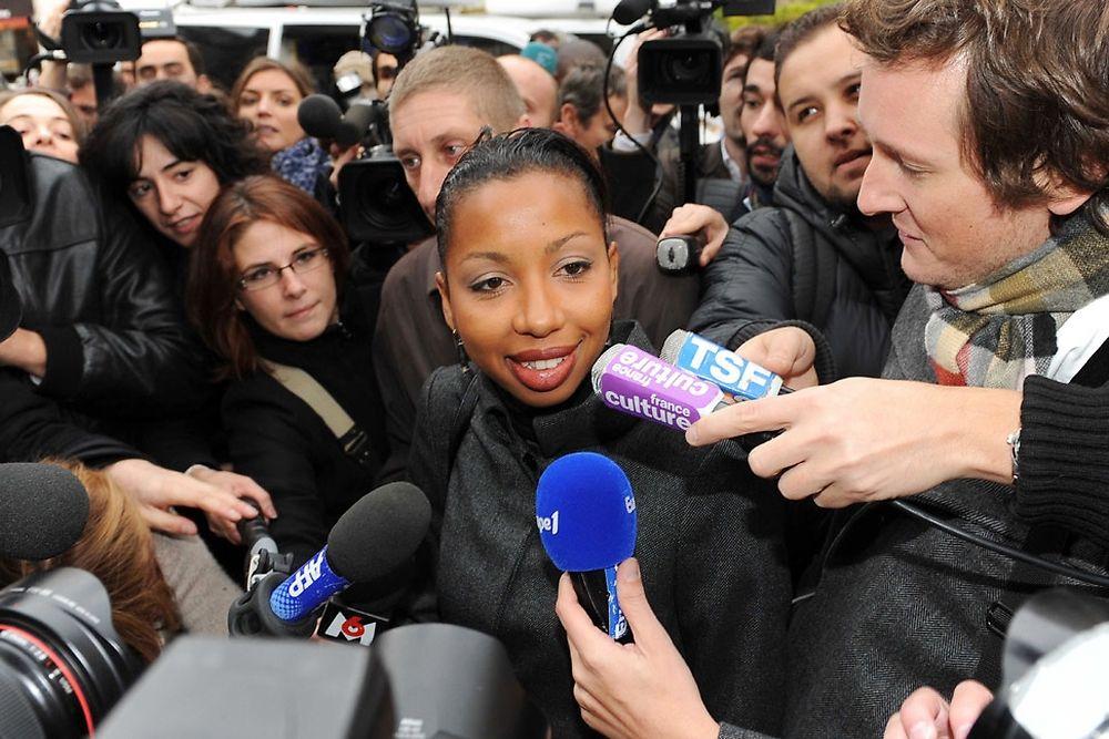 2009. Marie NDiaye couronnée