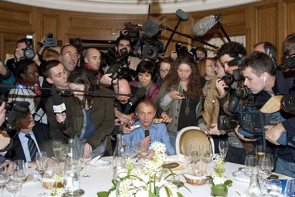 2010. Le sacre de Michel Houellebecq