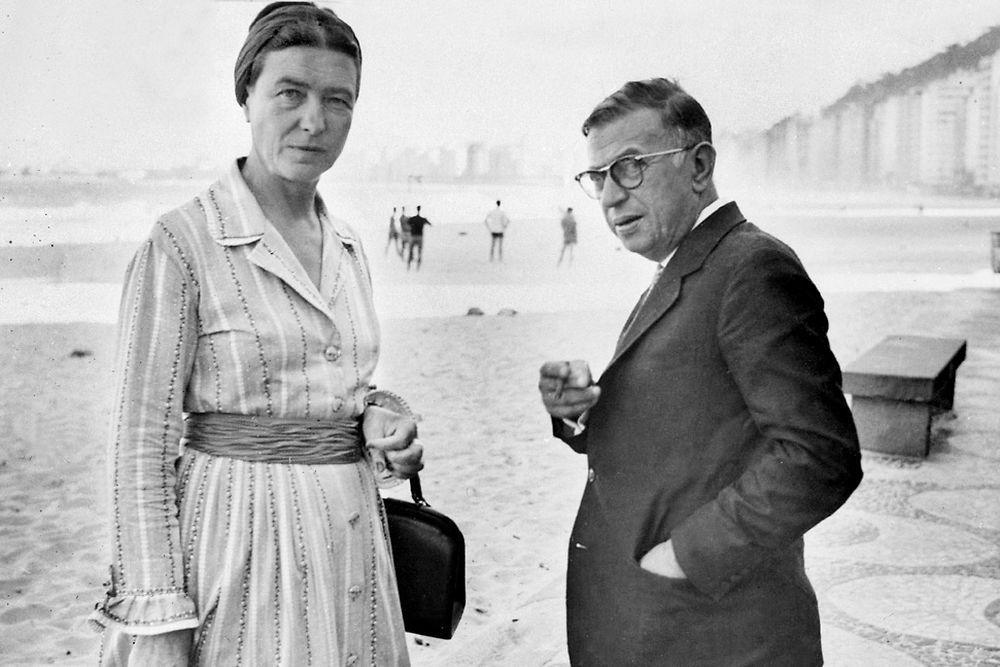 1954. Beauvoir et sa quasi-autobiographie