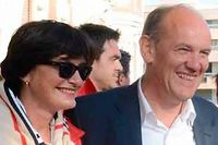 Daniel Fasquelle et sa femme ont trois enfants. ©DR