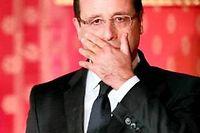 La stratégie de François Hollande est critiquée, en filigrane, par Standard and Poor's, pour son manque de résultats. ©PASCAL POCHARD-CASABIANCA