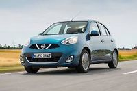 Trois ans après son lancement, la Nissan Micra bénéficie d'un profond remodelage.