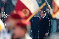 Les sifflets qui ont accueilli François Hollande montre l'état d'exaspération du pays estime Philippe Tesson. ©Christophe Guibbaud/Sipa