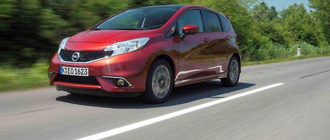 Deuxième génération pour la Nissan Note, qui veut jouer une autre musique que celle du minispace en se confrontant aux citadines.