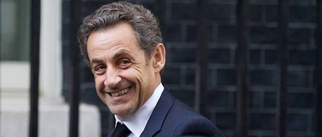 Nicolas Sarkozy, ancien président de la République.