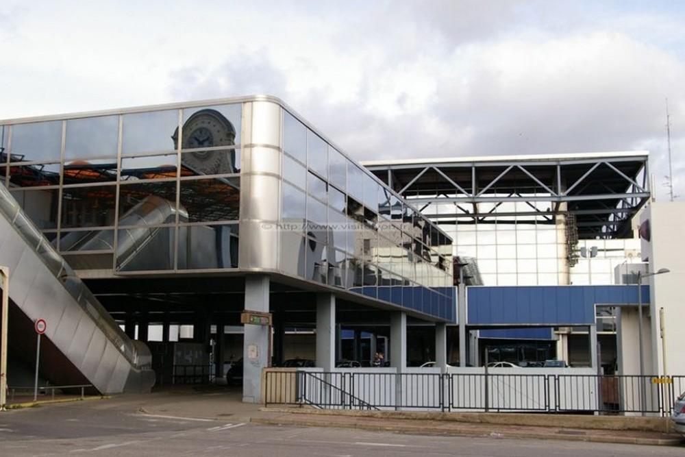 Gare de Lyon-Perrache, Lyon (69)