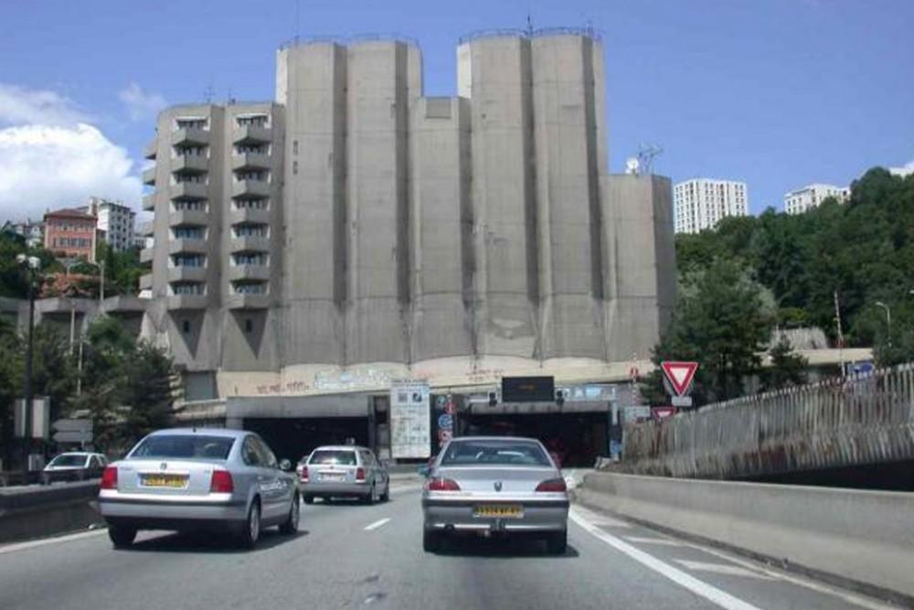 Tunnel de Fourvière, Lyon (69)