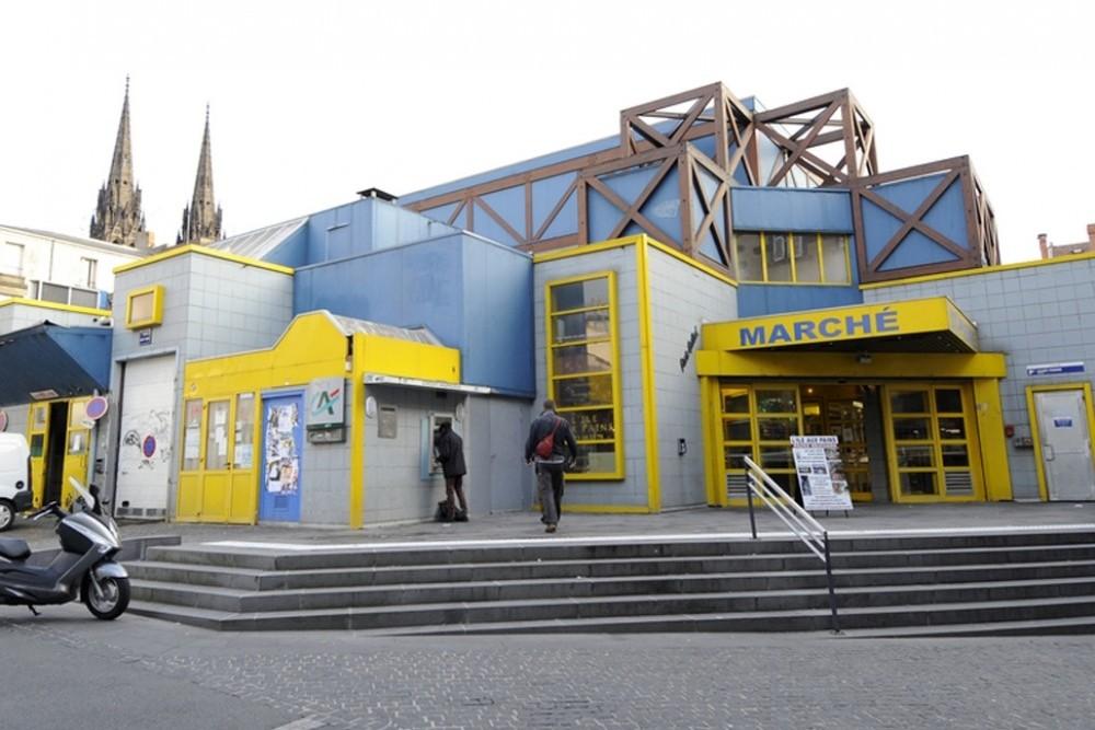 Marché Saint-Pierre, Clermont-Ferrand (63)