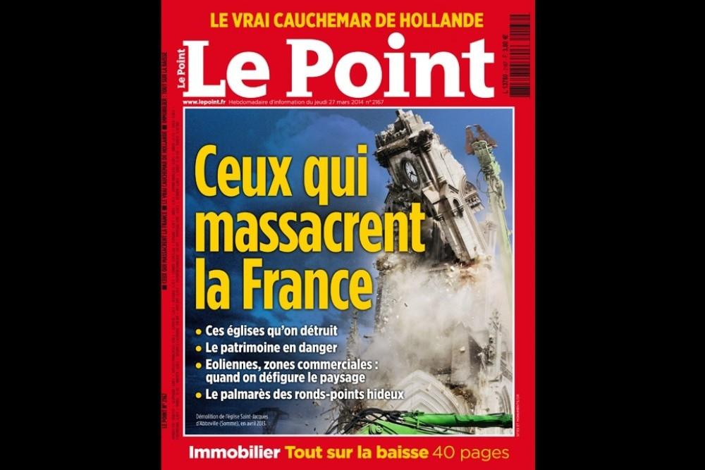 Ceux qui massacrent la France