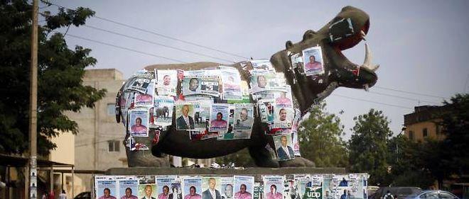 Le premier tour des élections législatives maliennes a débuté dimanche sous haute surveillance.