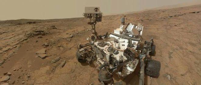 Photo d'illustration. Autoportrait de Curiosity. © NASA/JPL-Caltech/MSSS
