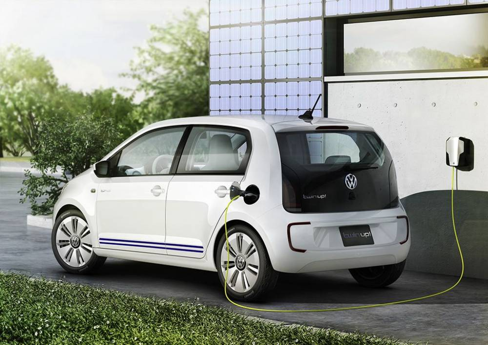 VW TWIN UP! BRANCHEE