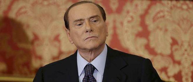 Silvio Berlusconi, le 27 octobre 2012 à Milan.
