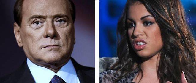 Silvio Berlusconi et Ruby.