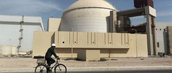 Photo d'illustration. Le réacteur nucléaire de Bushehr, en Iran.