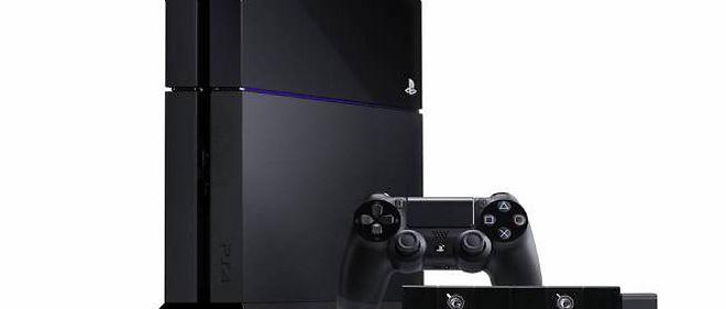 La PS4. @ Sony computer Entertainment