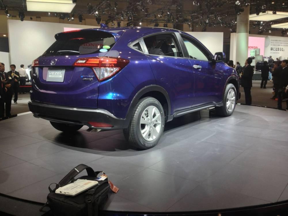 Honda Vezel 3_4_ARD
