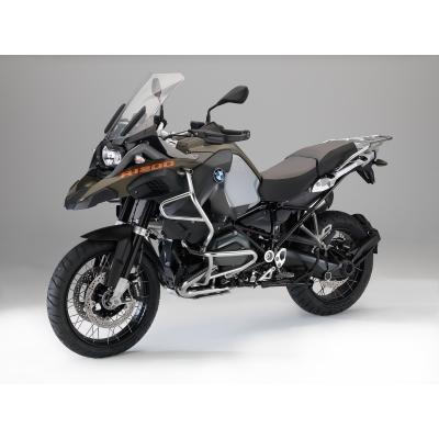 La R 1200 GS Adventure
