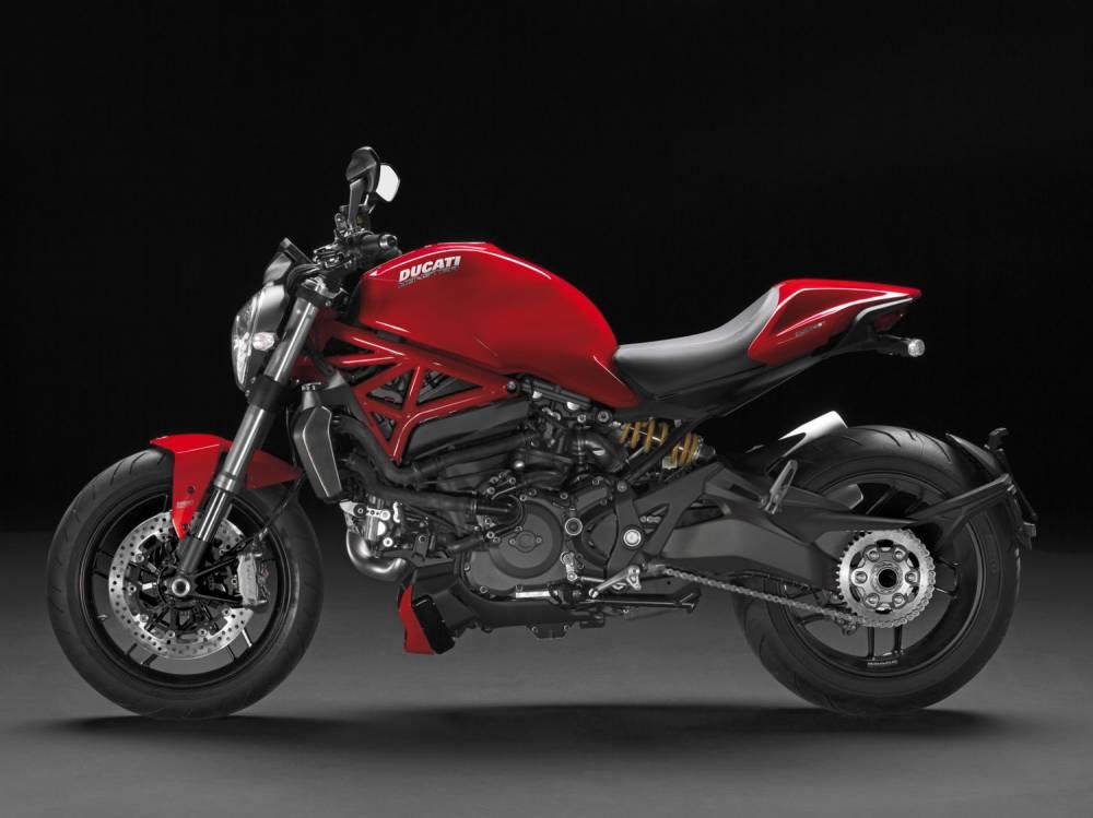 La Ducati 1200 Monster