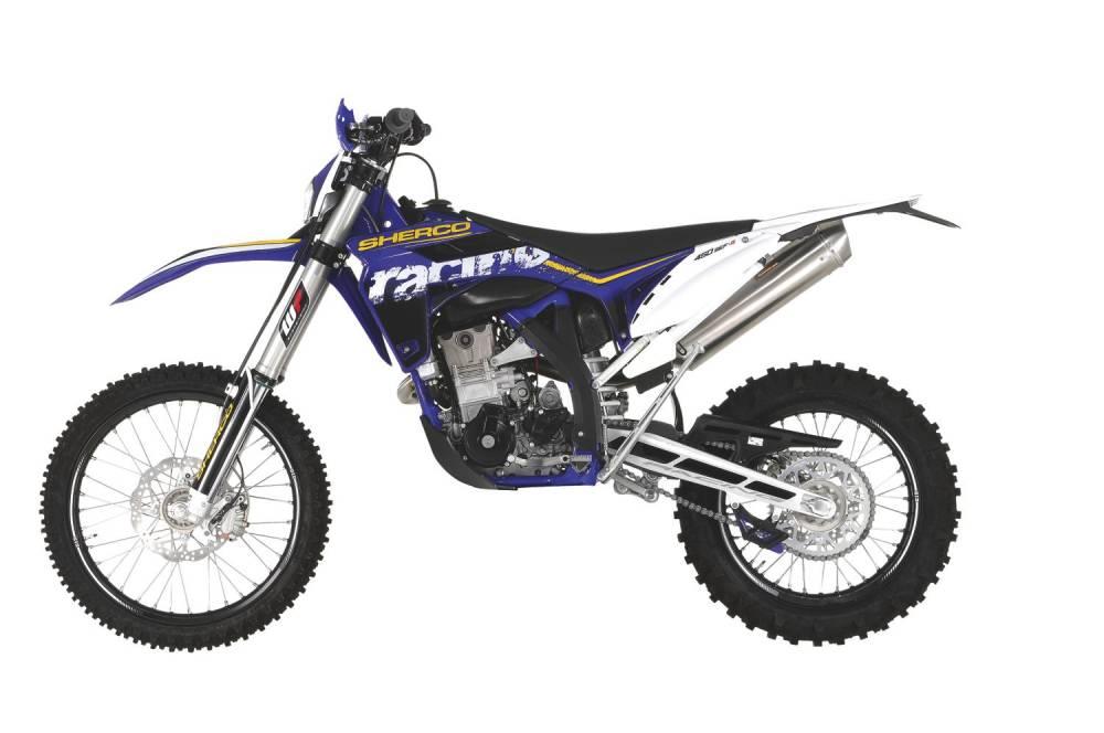 Le Sherco SEF 450 R