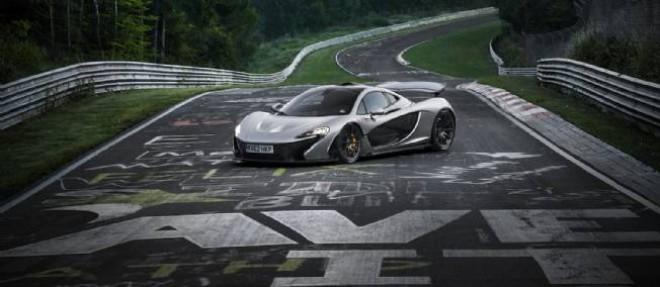 Dominer le Nurburgring en moins de 7 minutes n'est pas une mince affaire. La McLaren P1 l'a fait mais le record de Porsche tient toujours.