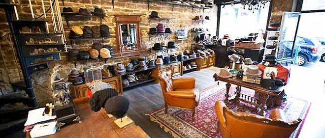 La boutique au chapeaux, Bon clic bon genre (BCBG). c8b02f2e5b49