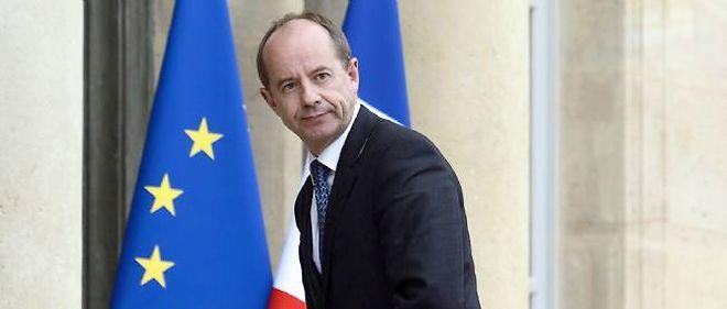 Jean-Jacques Urvoas, le président de la commission des lois de l'Assemblée