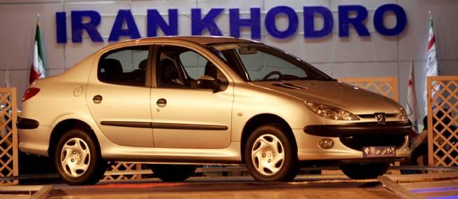 Les Peugeot iraniennes ont de bonnes chances de revenir en concession.