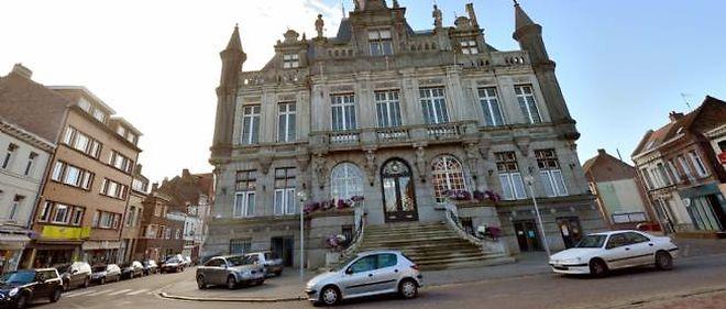 L'hôtel de ville d'Hénin-Beaumont.