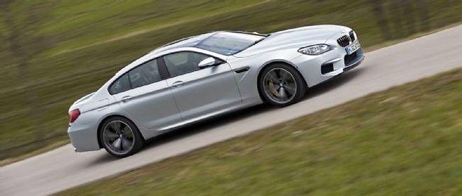 Une limousine aussi sportive, il n'y a que les Allemands pour oser répliquer à Jaguar et Maserati, adeptes du genre. Mais BMW y ajoute la dimension M.