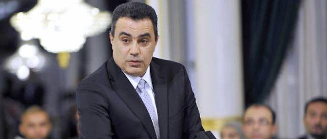 Mehdi Jomâa était ministre de l'Industrie dans le précédent gouvernement.