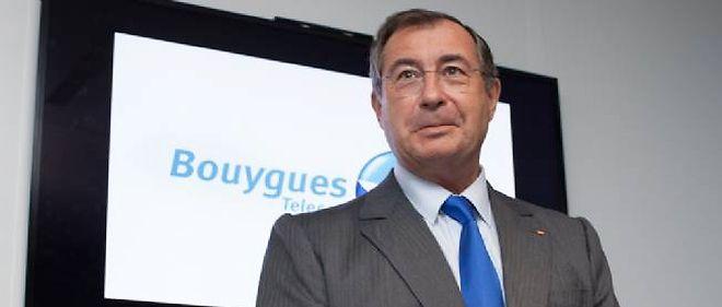 Martin Bouygues, le 1er octobre 2013.