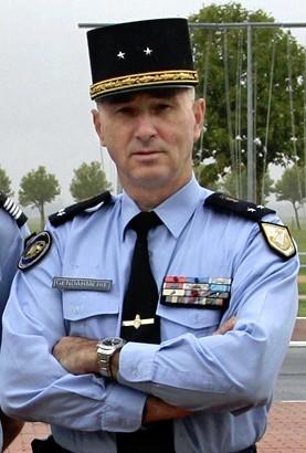 Le général Bertrand Cavallier