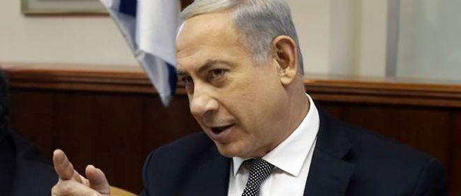 Le Premier ministre israélien Benyamin Netanyahou.