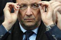 François Hollande, président de la République. ©Franck Fife