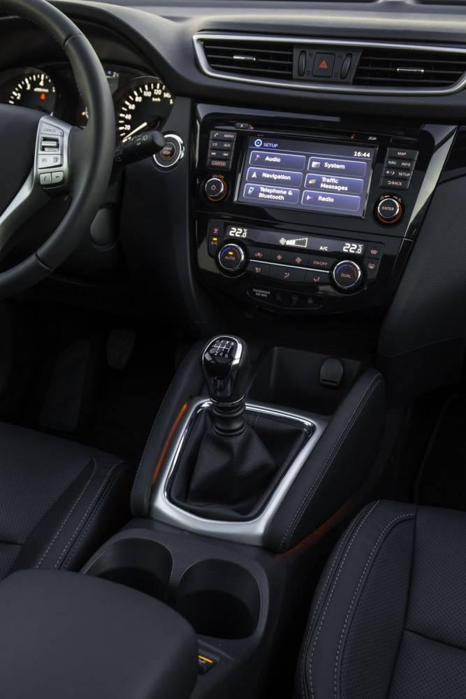 Le Nissan se veut ulta connecté et amène des fonctions Google à bord.
