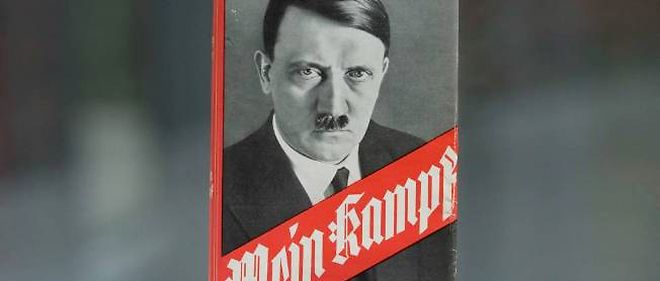 "Une version de ""Mein Kampf""."